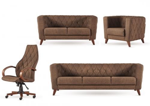Büro bekleme salonu koltukları (4)